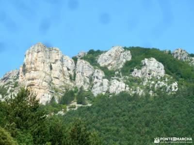 Sierra Toloño,Rioja Alavesa; volcanes en cataluña paginas de viaje parque natural de liencres